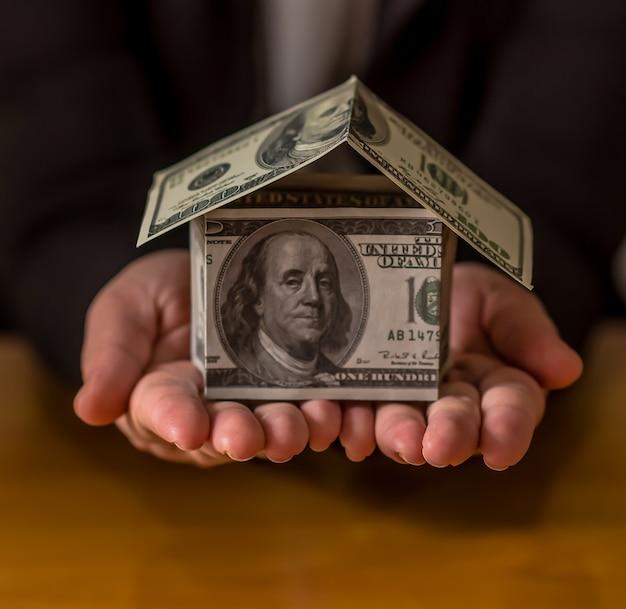 不動産事業と住宅所有を代表する不動産