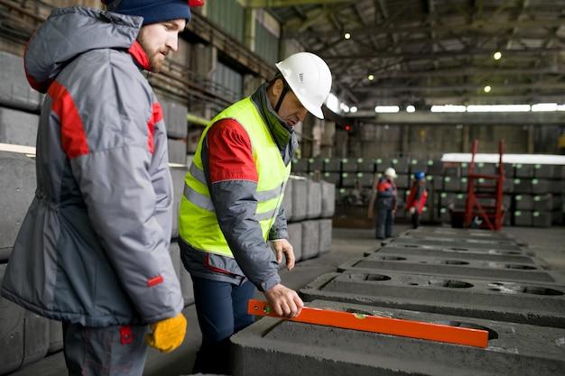 Контроль качества на заводе