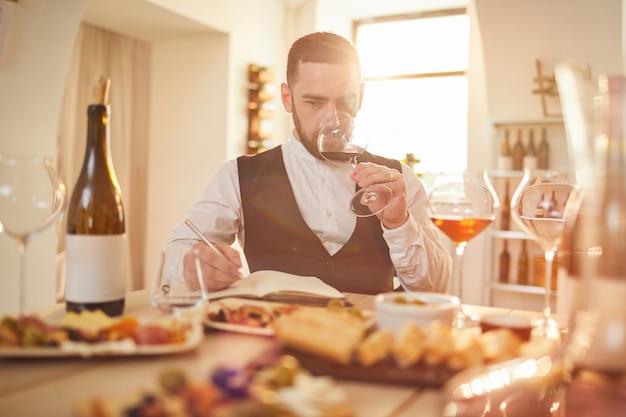 日光のワイン専門家