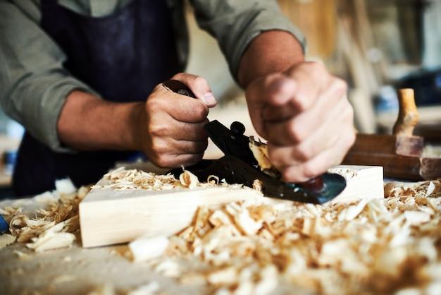 Традиционное деревообрабатывающее ремесло