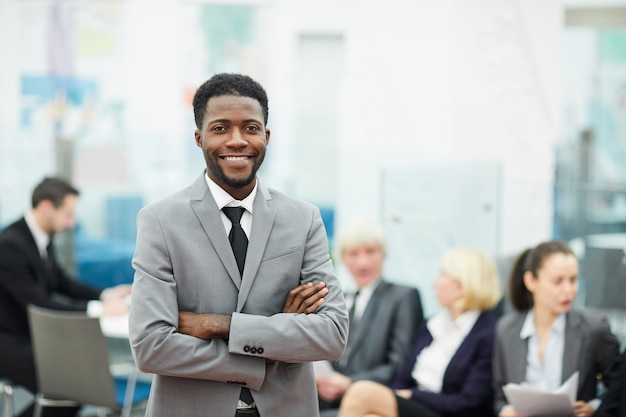 成功したアフリカの実業家
