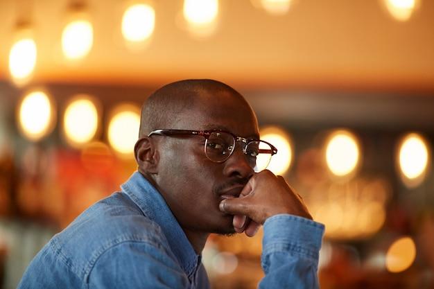 Портрет современного африканца