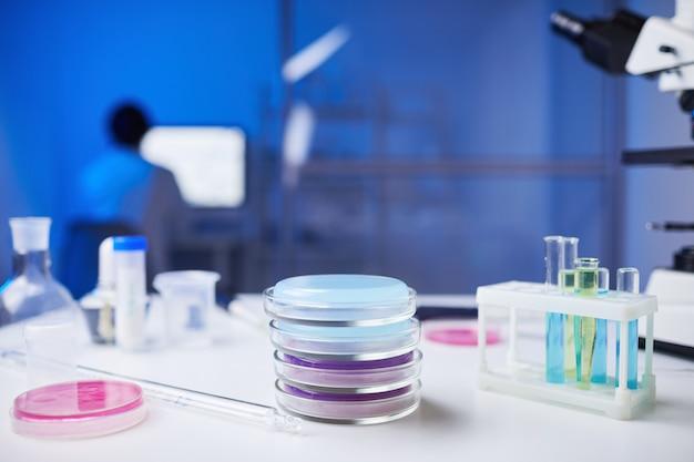 Посуда в лаборатории