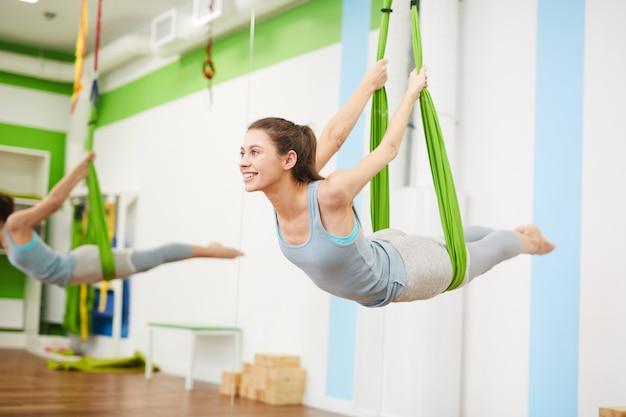 Воздушное упражнение