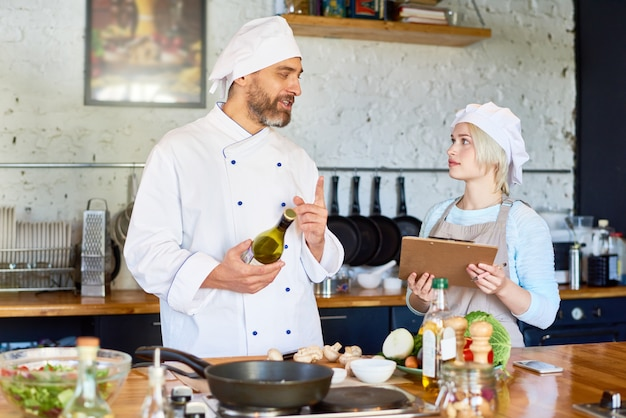 料理ワークショップへの参加