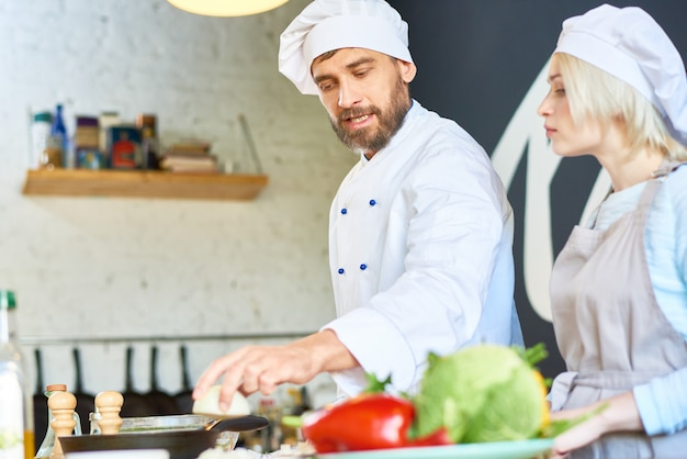 料理ワークショップの実施