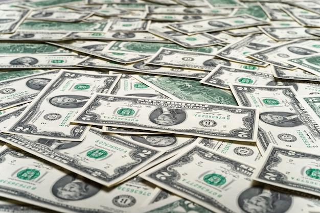 Наличные деньги доллары