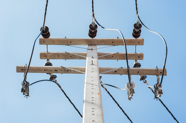 電柱の仰角
