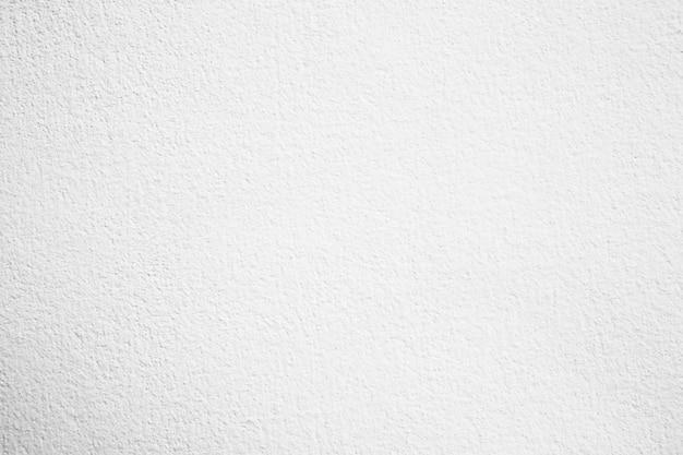 白いコンクリート壁のテクスチャの背景