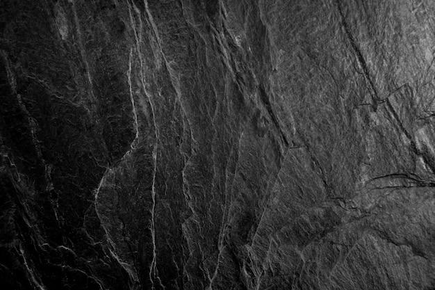黒い石の表面