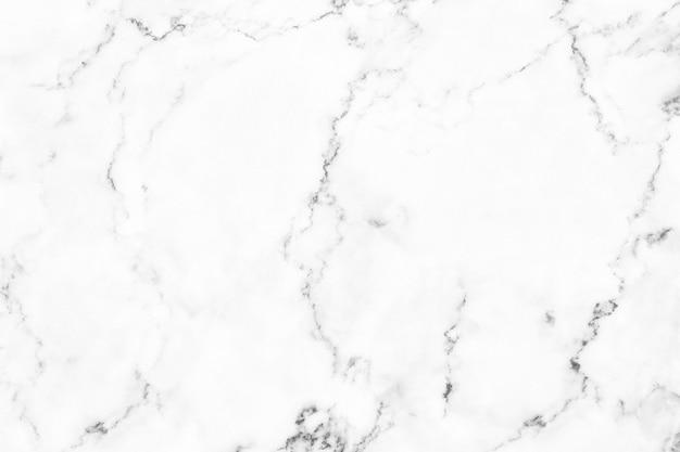 自然なパターンを持つ白い大理石のテクスチャ