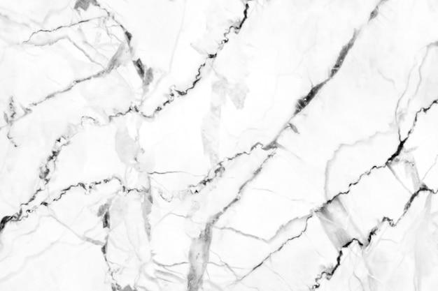 自然な白い大理石の表面