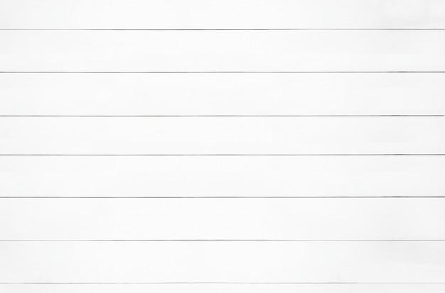白い木の床のテクスチャ背景。空白の木製の壁のパターン