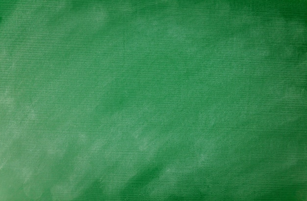 抽象的な緑の黒板のテクスチャです。