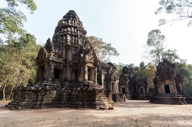 Руины храма ангкор-ват