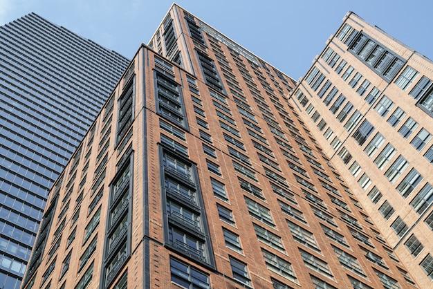 Нью-йорк здания
