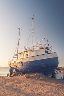 Заземляющий корабль