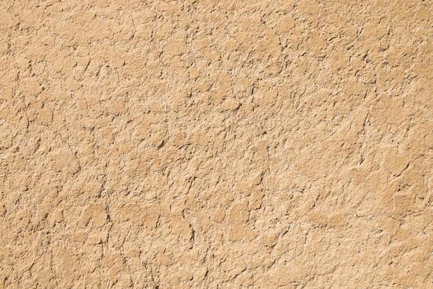 Глиняная текстура. глина и соломенная стена. глиняная и соломенная штукатурка