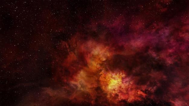 ファンタジー空間の背景