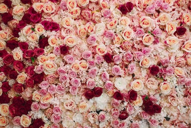 Фон цветы