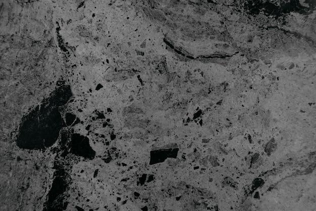 暗い大理石のテーブルの背景