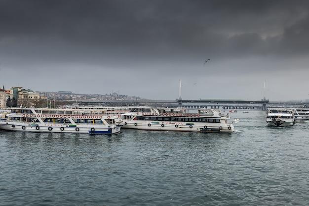 ボスポラス海峡トルコ