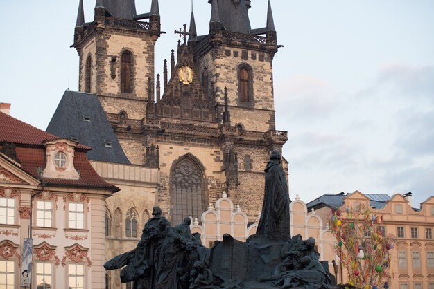 都市プラハチェコ共和国