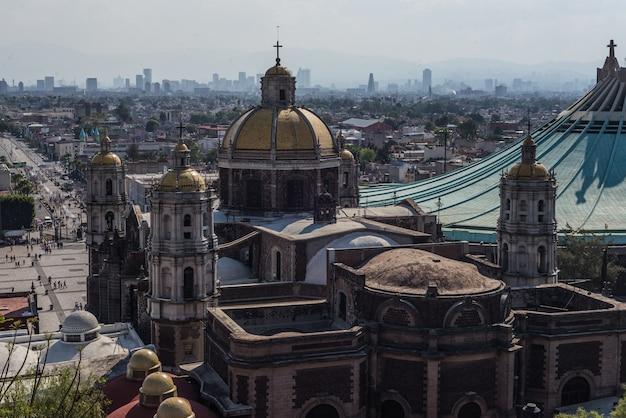 メキシコグアダルーペ教会