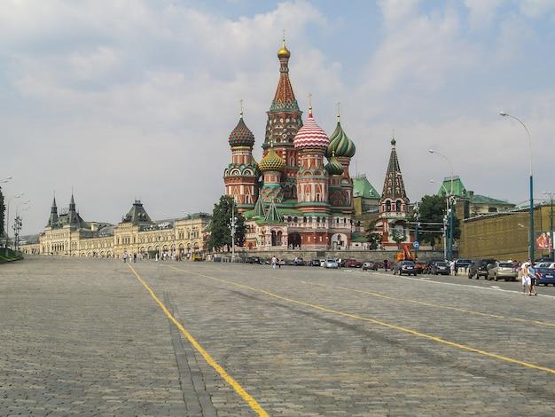赤い広場モスクワ