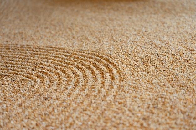 Поверхность из мелкого песка