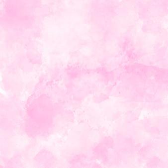 ピンクの水彩画のテクスチャ背景