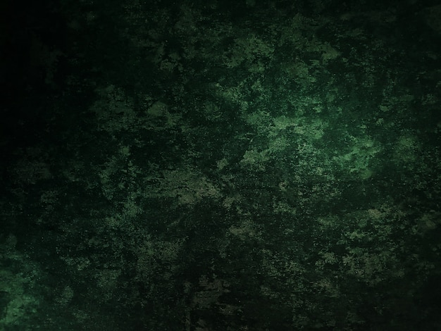 Абстрактный зеленый гранж-фон