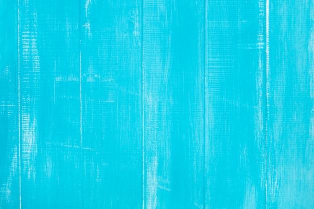 青い木製の織り目加工の背景