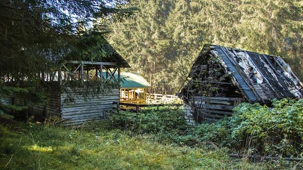 の古い木造住宅