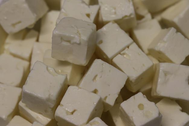 フェタチーズキューブ