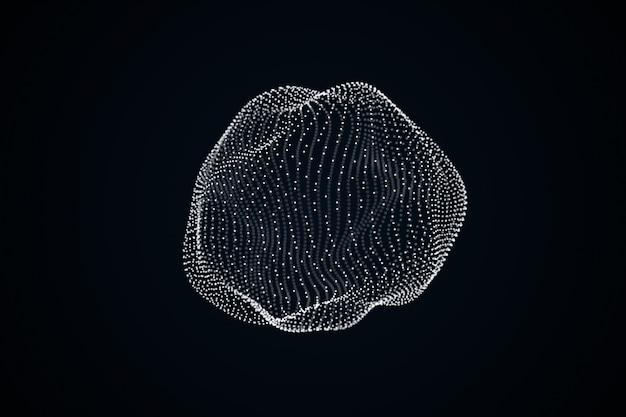 点と線からの不定形の変態
