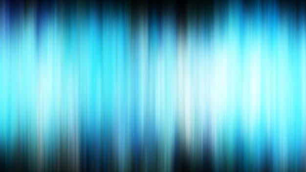 青い抽象的な手を振っている背景