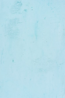 パステルブルーの石膏の背景は印象的で、美しく、そしてシンプルです。