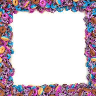 Рендер пончики кадр