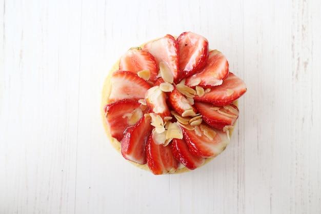 ミニフルーツケーキイチゴ