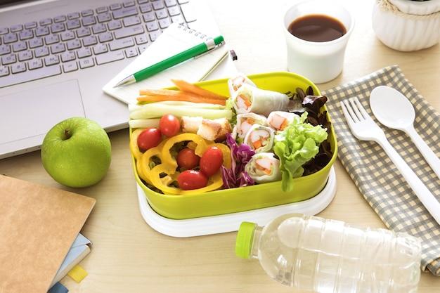 , здоровое питание чистых привычек питания для концепции питания и здравоохранения