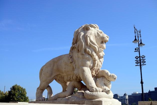 ブダペストのライオン