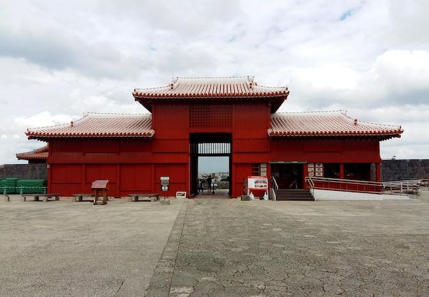 日本シュリ城