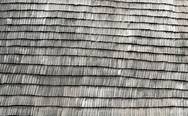 木製教会の屋根のテクスチャ