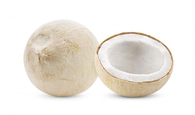 若いココナッツ