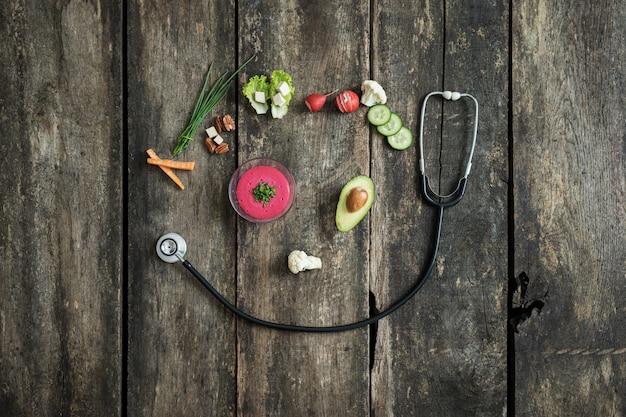 全体的な健康のための健康的な食事の重要性