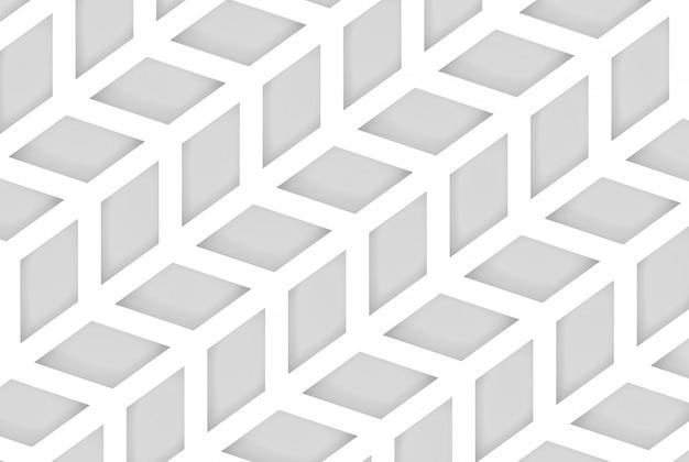 現代の斜め台形幾何学的パターンの壁の背景