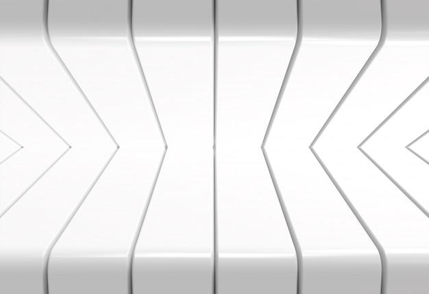モダンな明るいグレーパターンパネルの背景