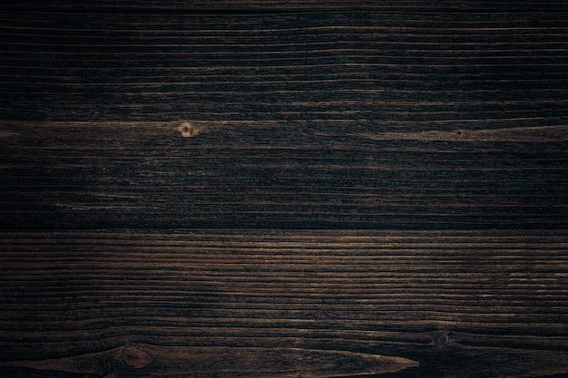 Темно-коричневая текстура древесины с натуральным полосатым фоном