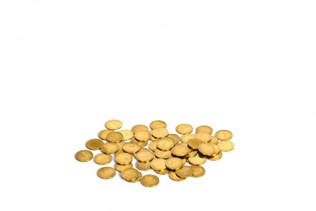 黄金のコイン